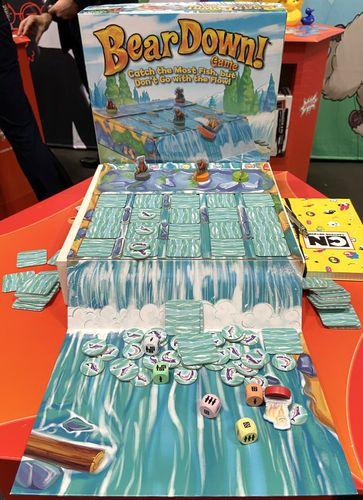 Board Game: Bear Down!