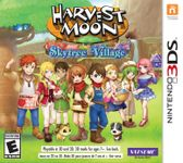 Video Game: Harvest Moon: Skytree Village