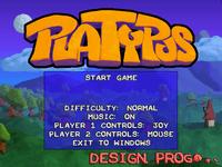 Video Game: Platypus
