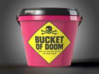 Board Game: Bucket of Doom