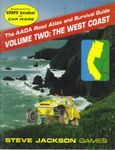 RPG Item: The AADA Road Atlas and Survival Guide, Volume Two: The West Coast