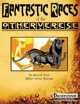 RPG Item: Fantastic Races of the Otherverese: The Ubasti