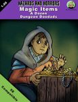 RPG Item: Magic Items: A Dozen Dungeon Doodads