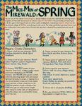 RPG Item: Mice Men 2: The Mice-Men of Mirewald: Spring
