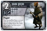 Board Game: Summoner Wars: Khan Queso