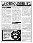 Issue: Undercurrents (Issue 3 - Jun 1998)