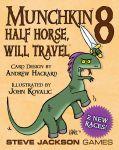 Board Game: Munchkin 8: Half Horse, Will Travel