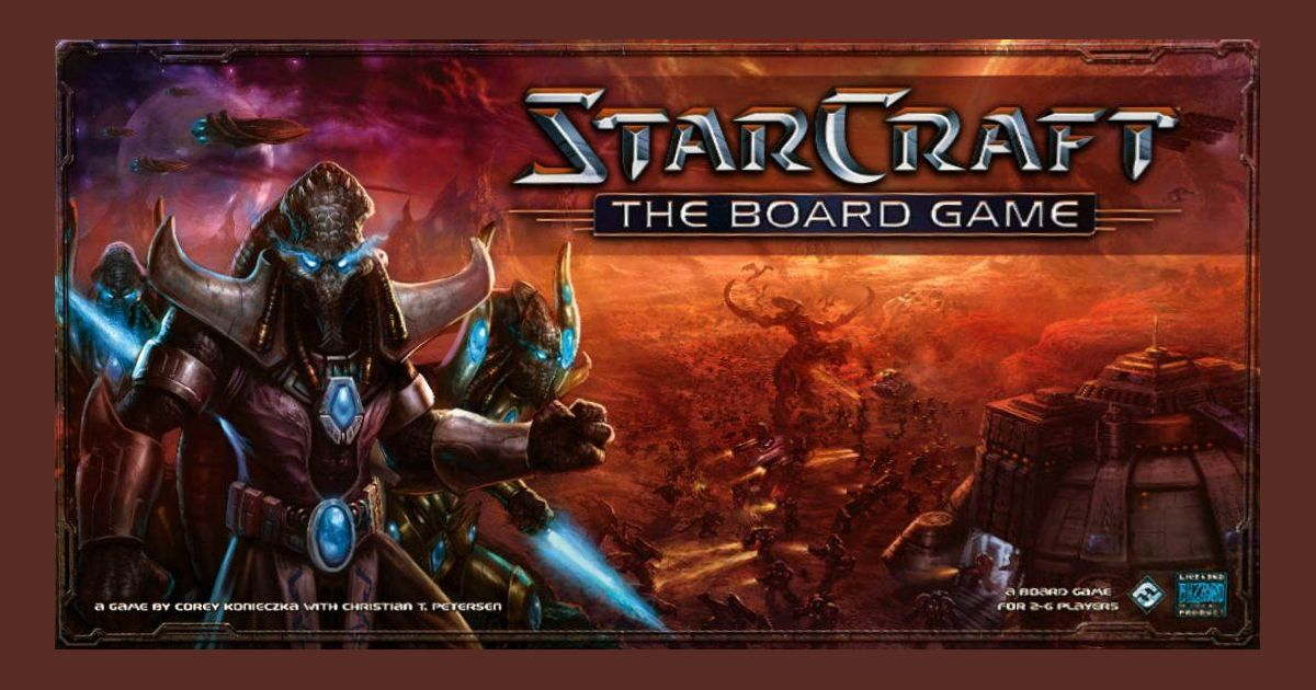 pic265704 - StarCraft: The Board Game