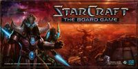 Board Game: StarCraft: The Board Game