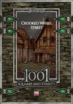 RPG Item: 1001 Streets and Squares: Crooked Wheel Street