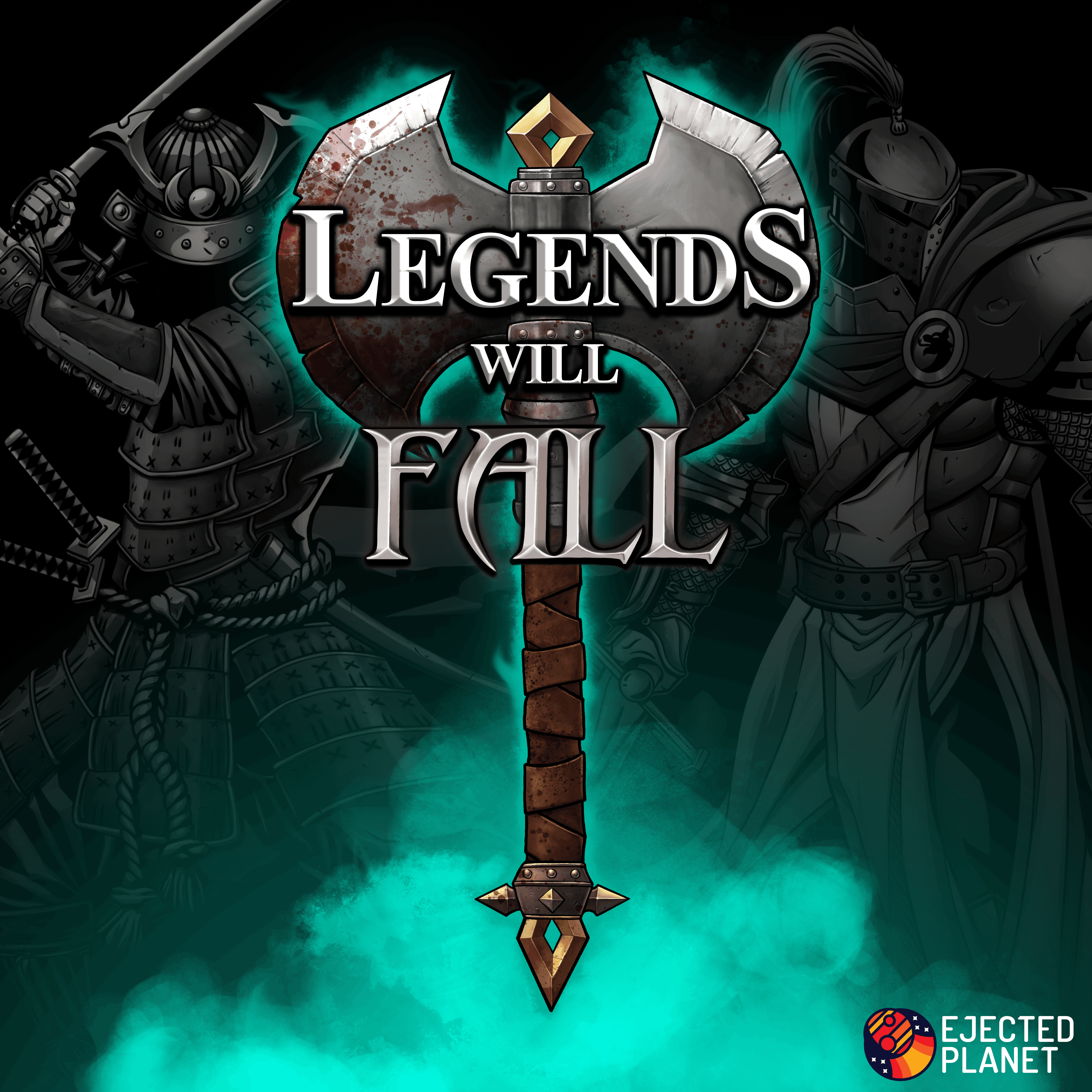 Legends Will Fall