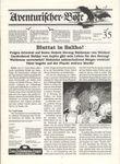Issue: Aventurischer Bote (Issue 35 - 1991)