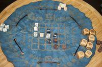 Board Game: Sea Stories