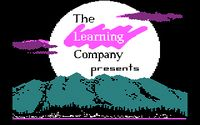 Video Game Publisher: The Learning Company