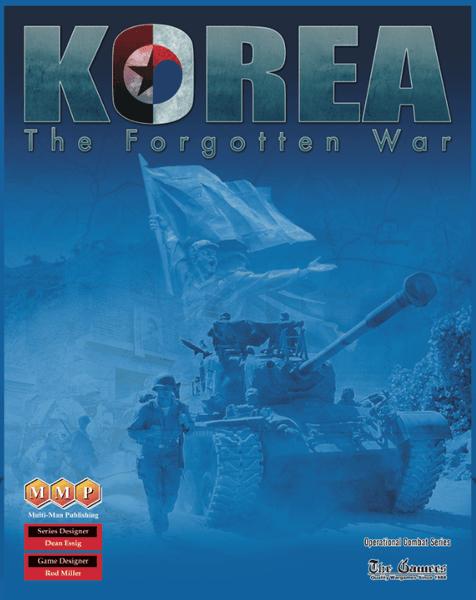 OCS Korea second edition box cover