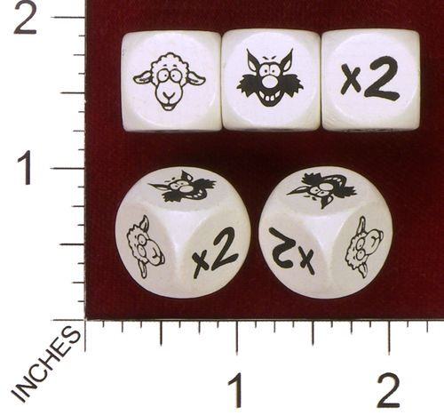 Board Game: Schafe Schnappen