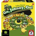 Board Game: John Deere: Go, Johnny, Go!