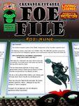 RPG Item: Foe File #02: Rune