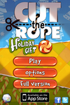 Video Game: Cut the Rope: Holiday Gift