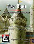 RPG Item: Awakened Heroes 1: First Blush