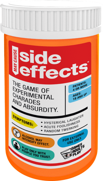 (May Cause) Side Effects, Pressman, 2019 (image provided by the publisher)
