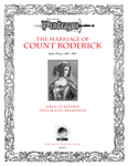RPG Item: The Marriage of Count Roderick