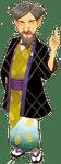 Character: Moriya