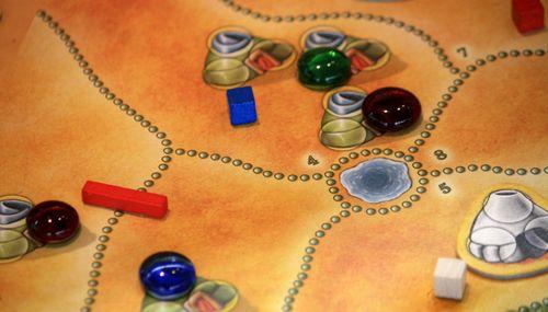 Board Game: Taschkent