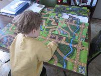 Board Game Accessory: Rallyman 1.144 Maps