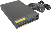 Video Game Hardware: Sega Mega LD PAC for LaserActive