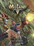 RPG Item: Mutant Chronicles GM Screen