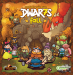Board Game: Dwar7s Fall Collector's Edition