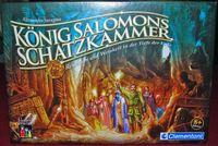 Board Game: König Salomons Schatzkammer