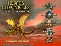 Video Game: Heroes Chronicles: Clash of the Dragons