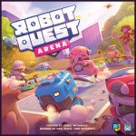 Board Game: Robot Quest Arena