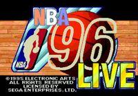 Video Game: NBA Live 96