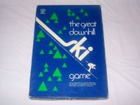 Board Game: The Great Downhill Ski Game