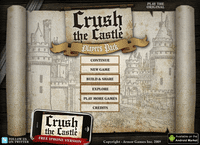 Video Game: Crush the Castle Players Pack