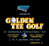 Video Game: Golden Tee Golf