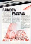 Video Game: Rainbow Passage
