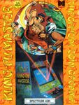 Video Game: Kung-Fu Master