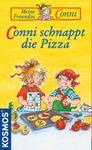 Board Game: Conni schnappt die Pizza