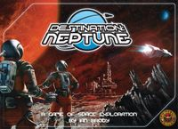 Board Game: Destination: Neptune