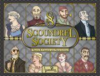Board Game: Scoundrel Society