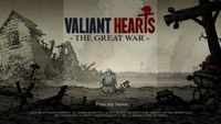 Video Game: Valiant Hearts: The Great War