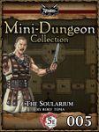 RPG Item: Mini-Dungeon Collection 005: The Soularium (5E)