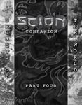 RPG Item: Scion Companion Part Four: Secrets of the World