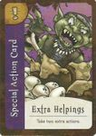 Board Game: Goblins Breakfast: Extra Helpings Promo Card