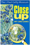Board Game: Great Art Close up: The  J. Paul Getty Museum
