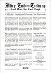 Issue: Mire End Tribune (Issue 3, 2004)